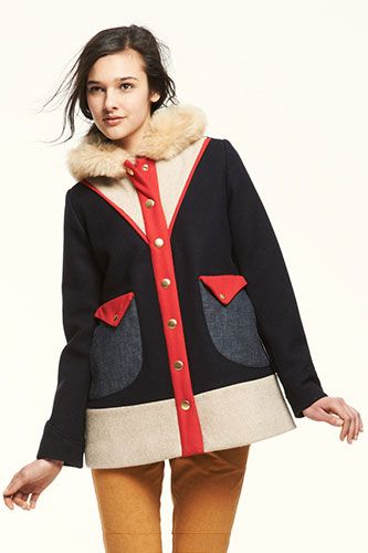 Outerwear by Lauren Moffatt is a great way to justify filling your closet with coats.