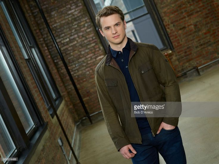 TIME - ABC's Time After Time' stars Freddie Stroma as H.G. Wells.