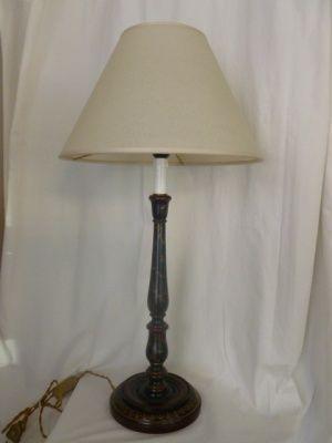Lampada legno lusso
