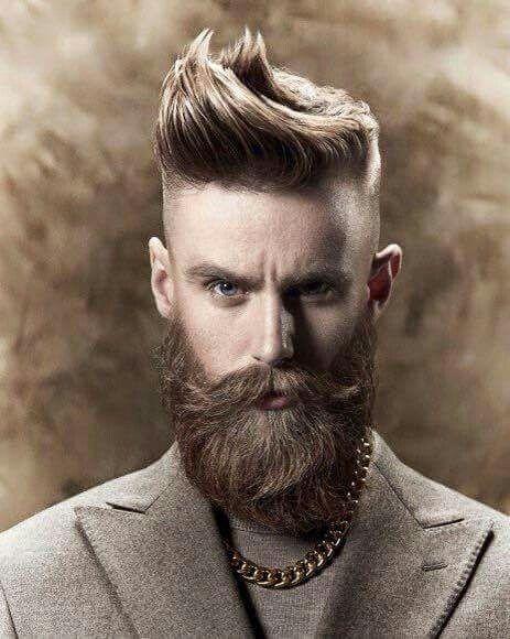 beard vintage