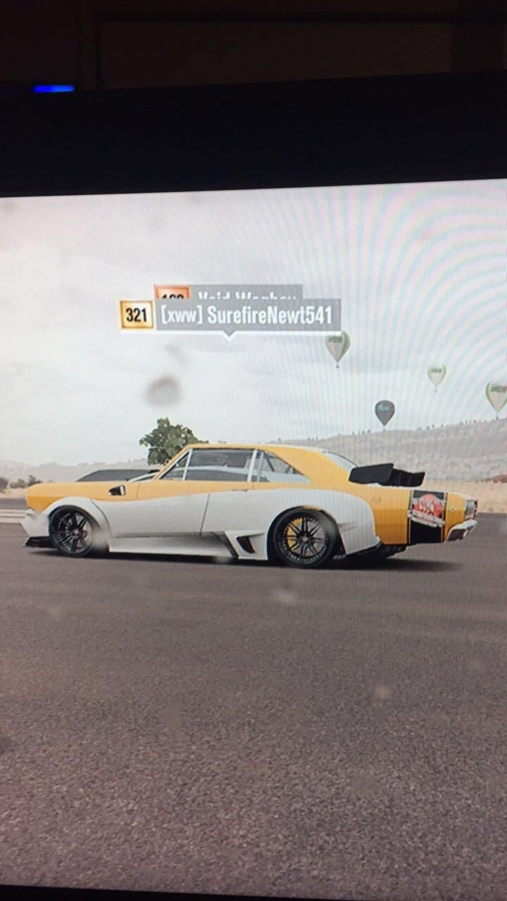 My new hybrid Lambo/Hemi Dart Forza 3 Glitch http://ift.tt/2gYstF7