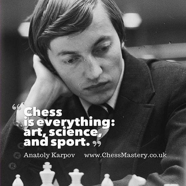 Anatoly Karpov, Chess