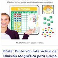 Paquete Duo de Posters de Multiplicacion y Division