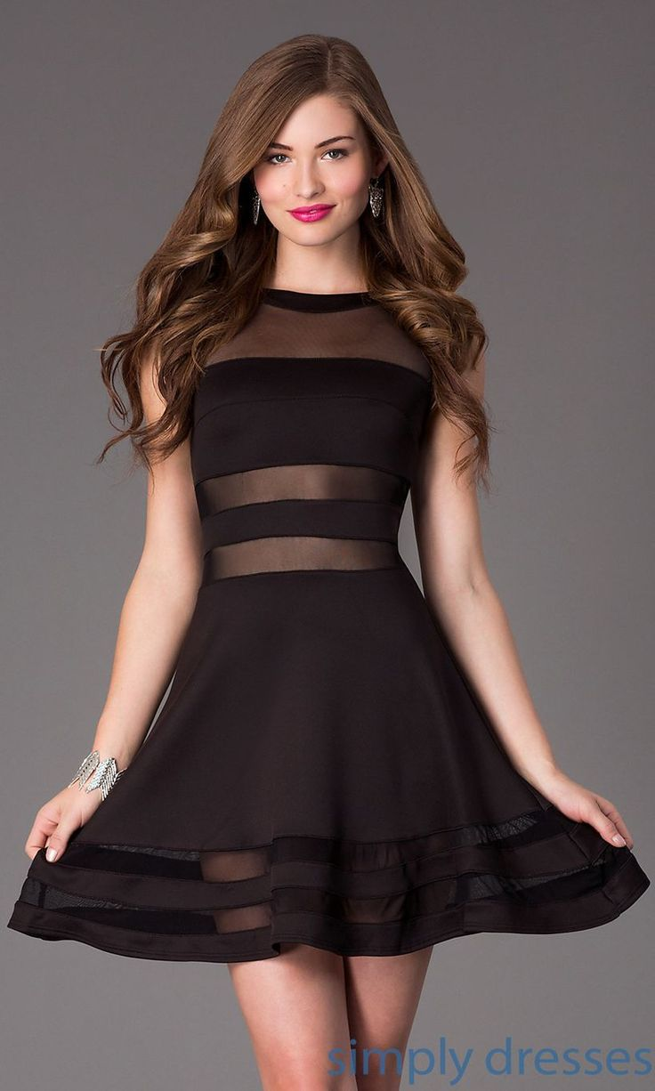 125 Stunning Black Short Dresses for Party Outfits Ideas https://fasbest.com/125-stunning-black-short-dresses-party-outfits-ideas/