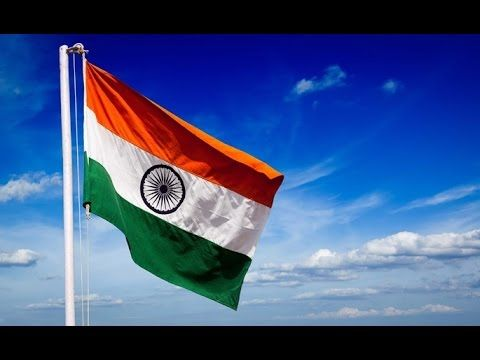 Indian Flag Hosting Video on Republic day and Independence Day