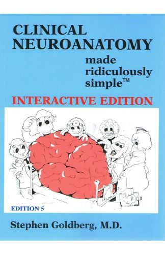 Download Clinical Neuroanatomy Made Ridiculously Simple Pdf Author