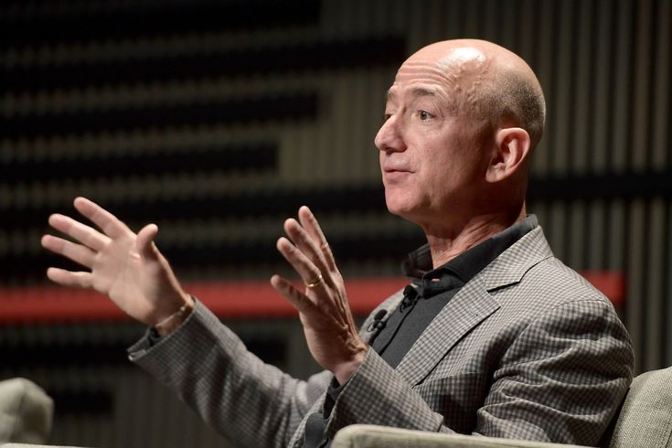 Bezos blasted for saying Amazon writing its own facial recognition laws