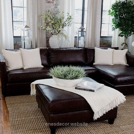 34 best dark furniture decor images on pinterest living - Ideas for dead space in living room ...