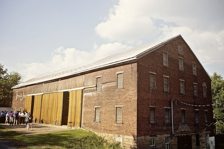 West Overton Distillery Barn Photo by Hot Metal Studio