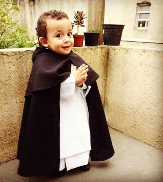 Praying for his vocation! He's so adorable!!