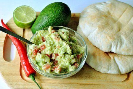 Гуакамоле - соус (Блюдо мексиканской кухни)