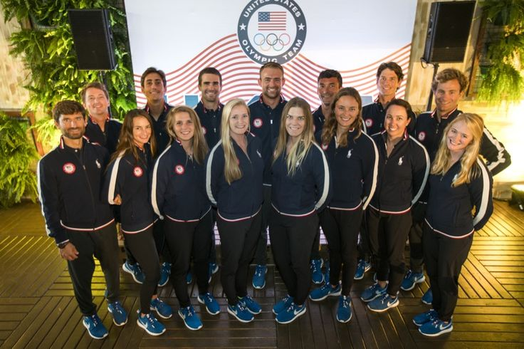 2016 U.S. Olympic Members | Roster: Rio 2016 U.S. Olympic Team | United States Sailing Association
