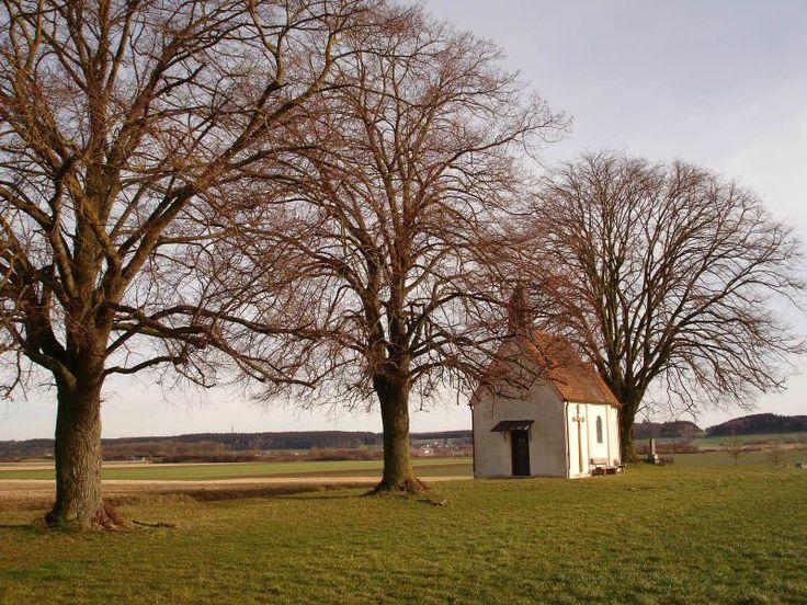 Apfeltrach, Kapelle zu den Vierzehn Nothelfer