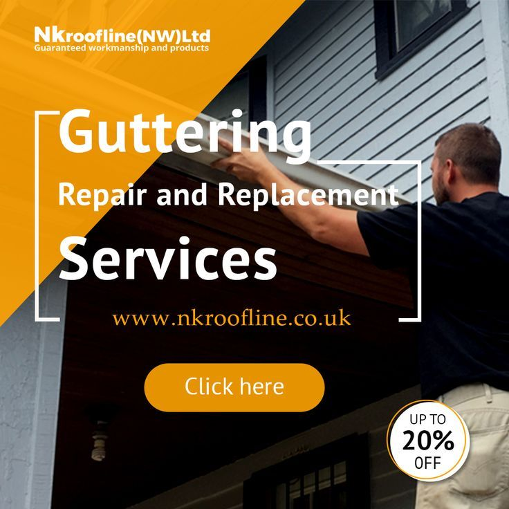 Guttering Repair Contractors In Bolton Uk Roof Cladding Roofing Services