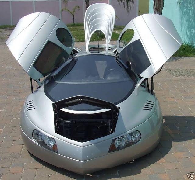 UFO Modified Car | Cool Cars Blog