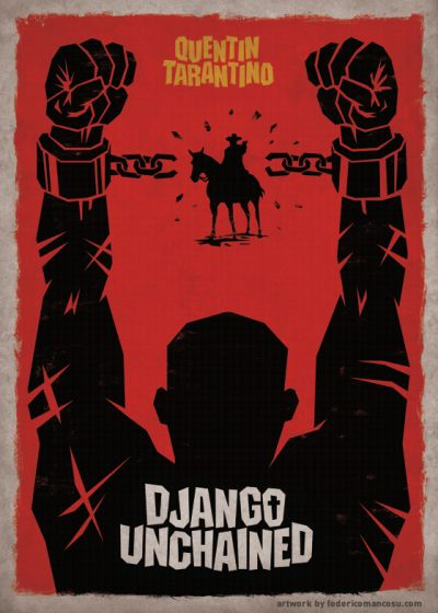 "Quentin's ""Django Unchained"", coming soon..."