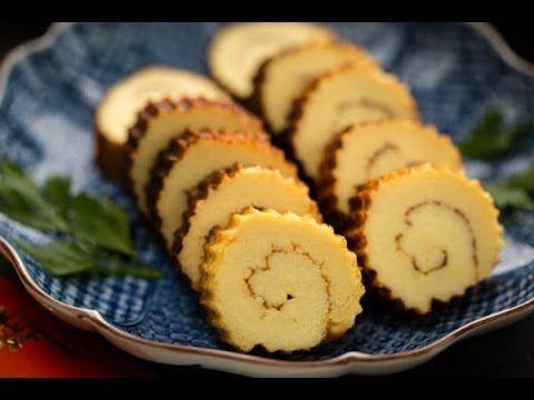Como fazer Datemaki (omelete doce Laminados) (Receita)伊達巻の作り方(レシピ)