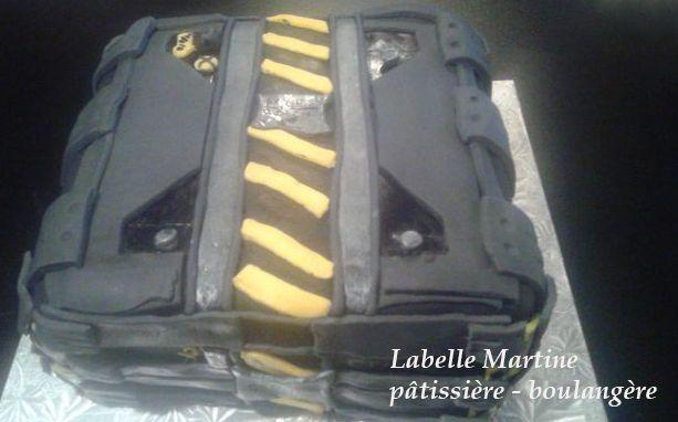 Labelle Martine  pâtissière - boulangère  HALO: REACH - LEGENDARY EDITION