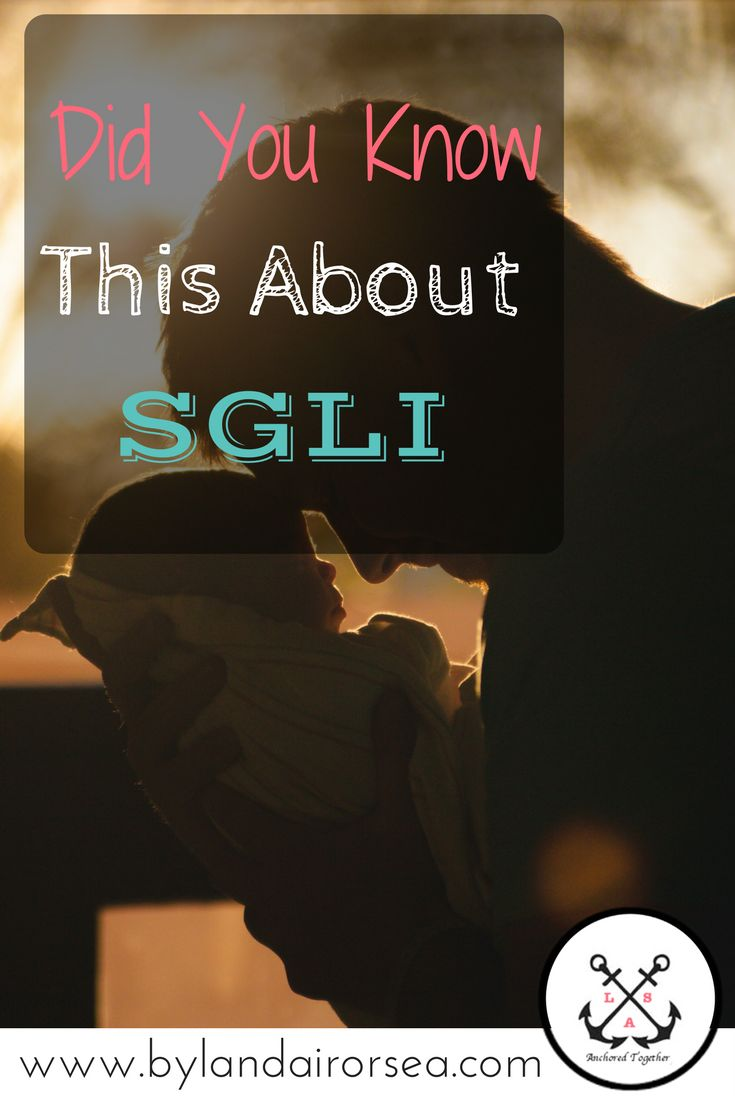 Did You Know This About Sgli Military Life Insurance Military