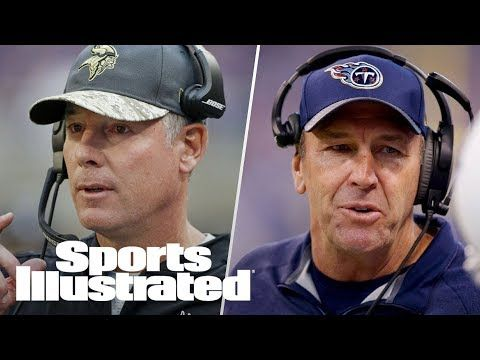 Pat Shurmur To Become New York Giants Coach? Titans Fire Mike Mularkey | MMQB | Sports Illustrated