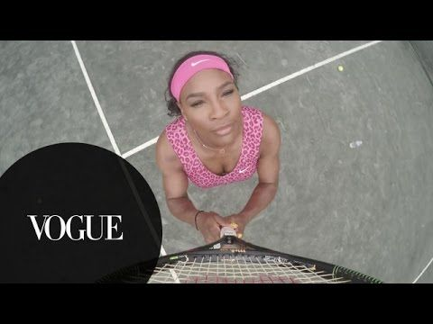 "Serena Williams's Version of ""7/11"" Is a Grand Slam - Vogue"