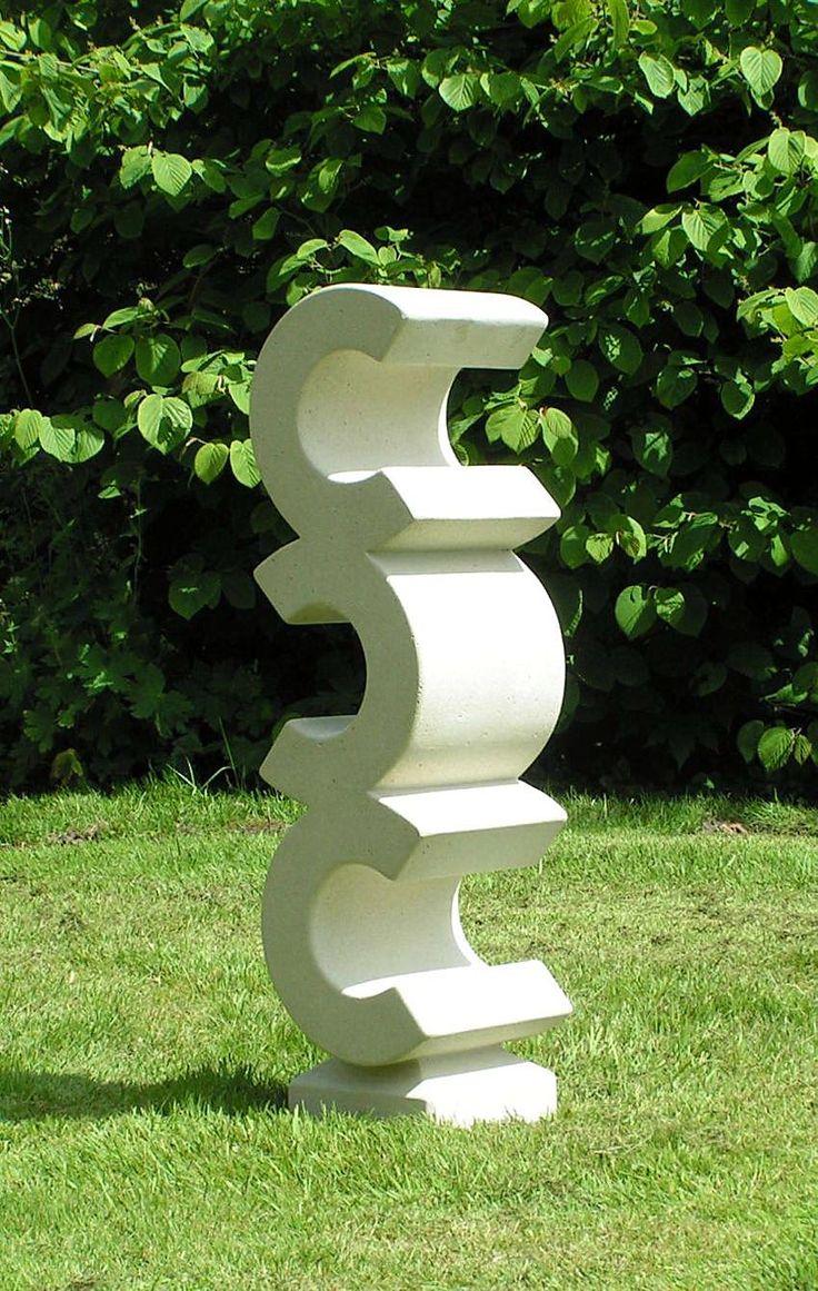 tuinbeelden, tuinbeeld, beton, steen, tuinkunst, modern, moderne, abstract