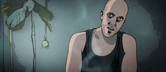 Screenshot Vimeo: Szene aus dem Film «I love Hooligans» von Jan-Dirk Bouw. Am Donnerstag bildet dieser Film zusammen mit zwei weiteren Kurzfilmen den Anfang des Themenabends im Kult.Kino Atelier.