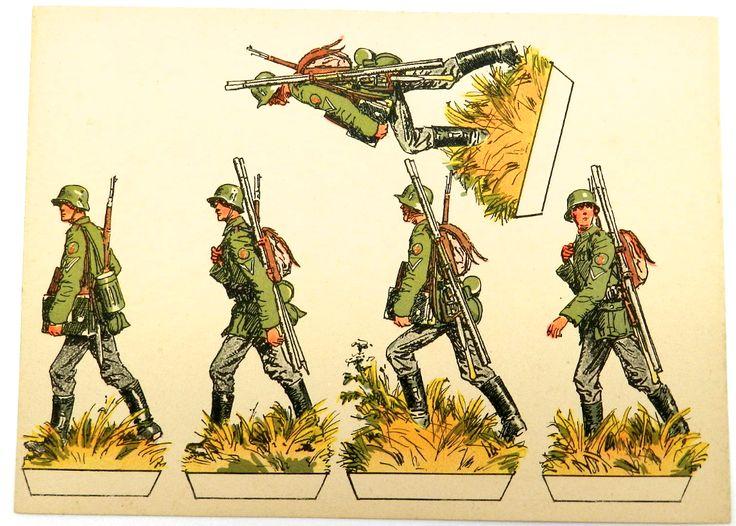 Essay army soldier