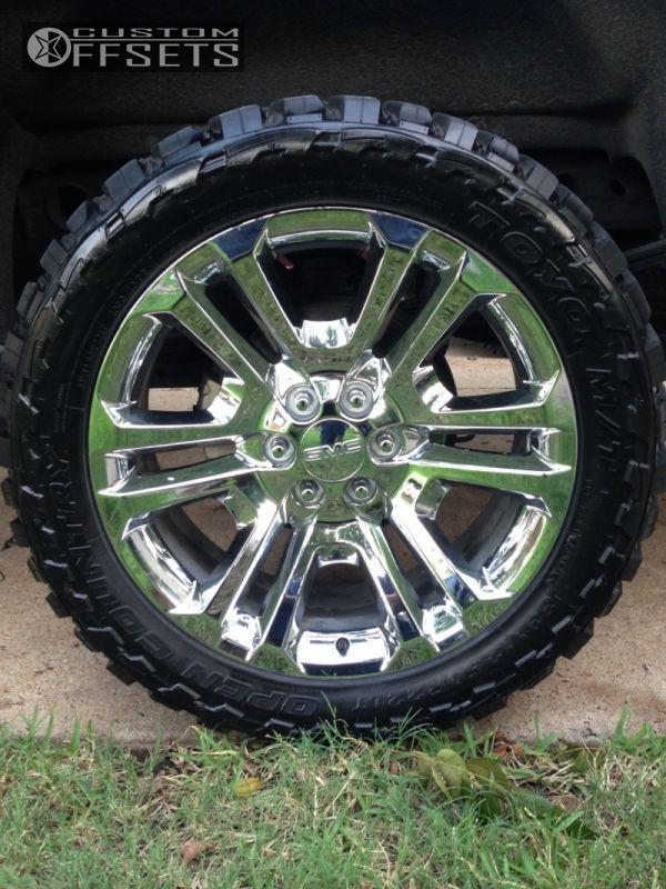 7 2014 Silverado 1500 Chevrolet Suspension Lift 3 Oem ...