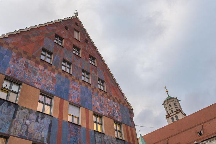 Augsburg - Weberhaus