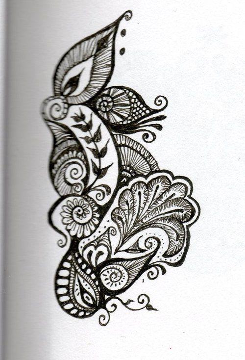 Love this Henna design! | Henna and tattoos | Pinterest ...