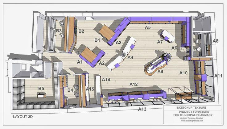 12 best retail floor plans images on pinterest floor for Retail store floor plan maker
