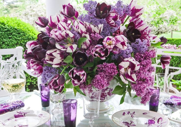 Flower inspiration — Luisa Loves