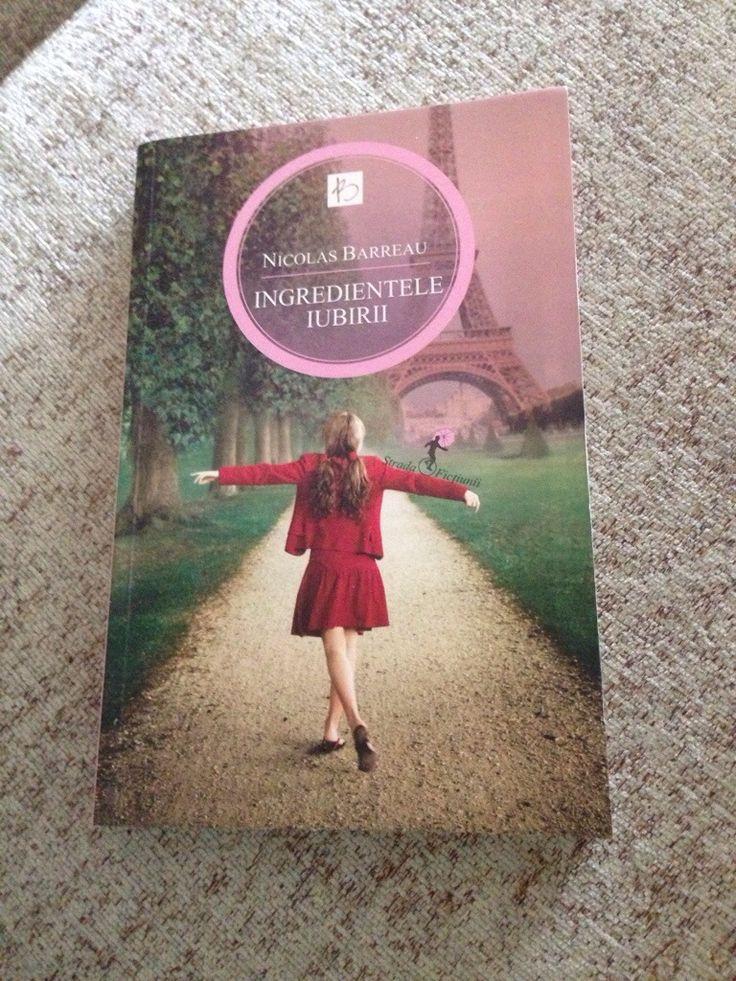 Ingredientele iubirii - De la carte, la cratita... ;) - Katja
