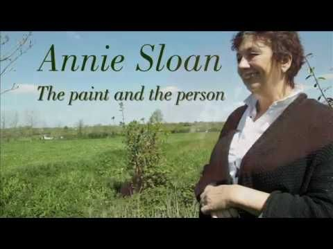 Annie Sloan   The Paint The Person