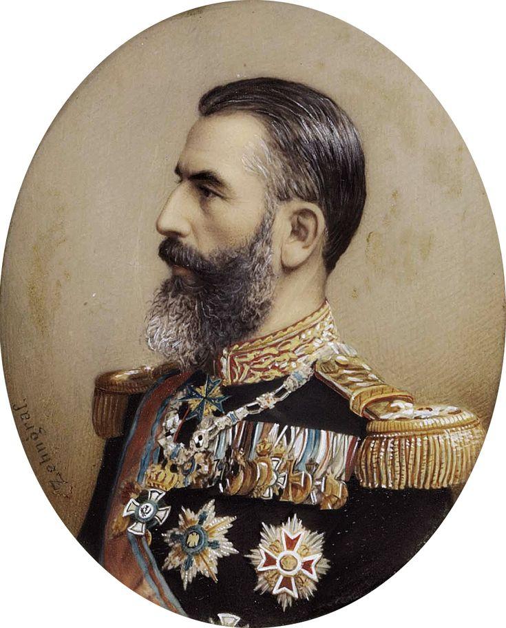 Karl of Hohenzollern-Sigmaringen aka Carol I of...
