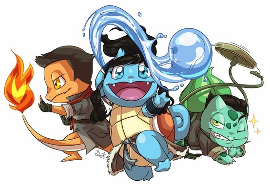 Avatar and Pokemon? It's like Christmas.