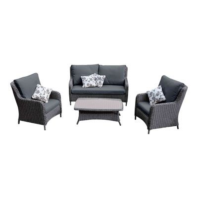 LG Outdoor Saigon Heritage Highback Lounge Coffee Set   Ash Grey    available to buy online from Garden Furniture World  We sell a large range  of garden. 29 best LG Outdoor Saigon Heritage Outdoor Furniture Collection