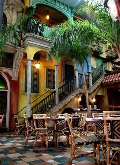cuban plantation interior style - Google Search