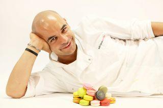 Passionfruit, Basil & White Chocolate Macarons: A Macaron Masterclass With Adriano Zumbo