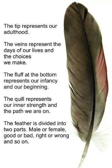 a feather's meaning