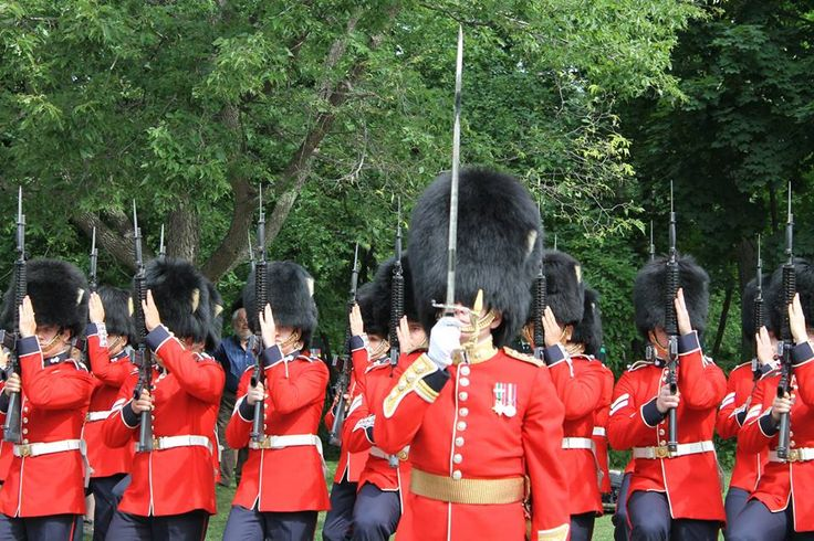 Canadian Ceremonial Guard