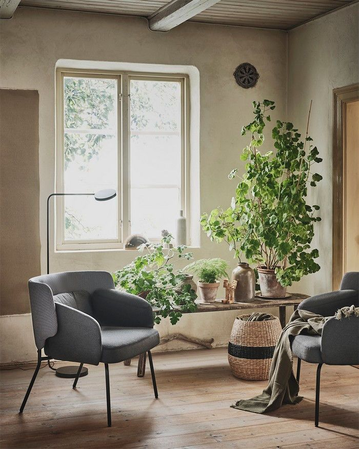Sneak Peek Into Ikea S 2020 Spring Summer Collection Featuring Air Cleaning Curtains Living In A Shoebox In 2020 Ikea Living Room Home Decor Cheap Home Decor