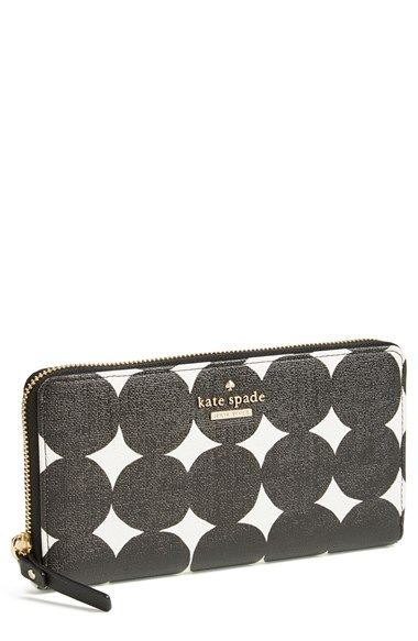 kate spade new york 'emma lane - lacey' wallet available at #Nordstrom