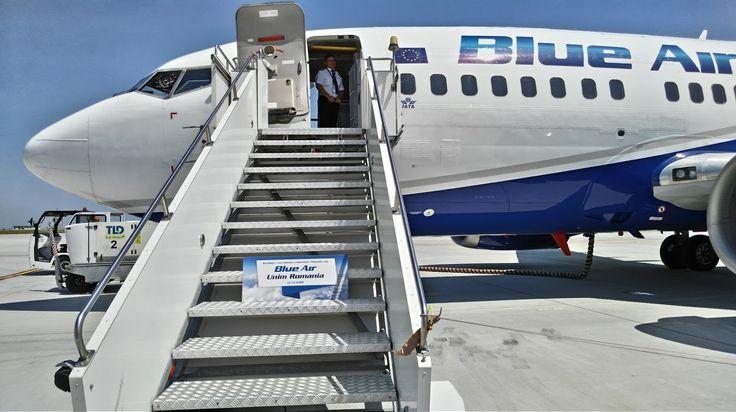 [Oferta Blue Air] 15% reducere Blue Air pe anumite zboruri