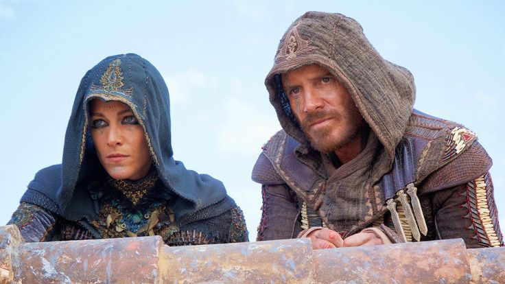 5 things to know about the Assassin's Creed Movie (Michael Fassbender).