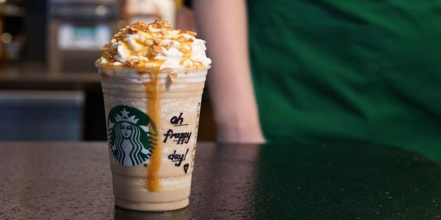 This Might Be Starbucks' Most Delicious Frappuccino Flavor Ever  - Seventeen.com