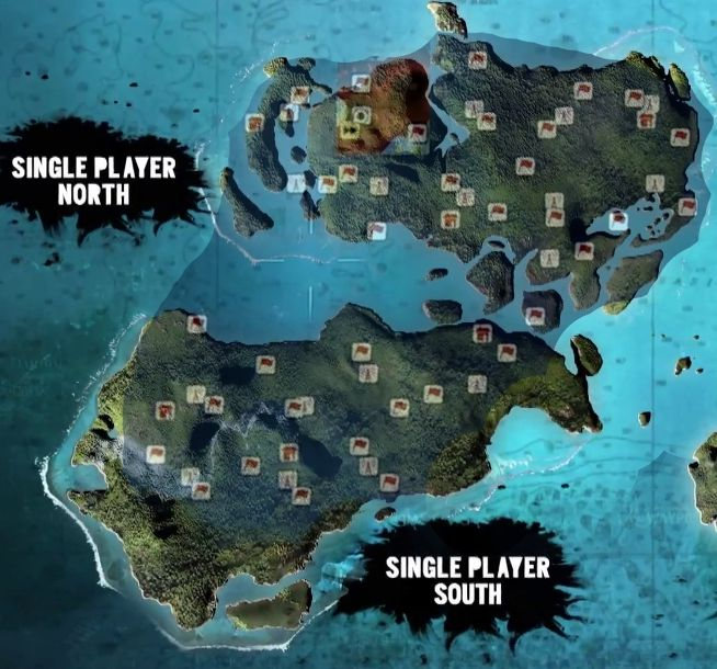 Map Far Cry 3 Forums Far Cry 3 Crying Map