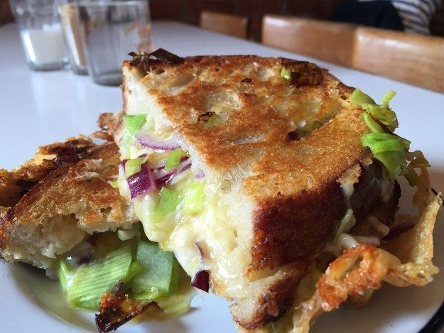Toasted Cheese at Baltic Bakehouse, Liverpool | 17 Sandwiches You Must Eat Before You Die