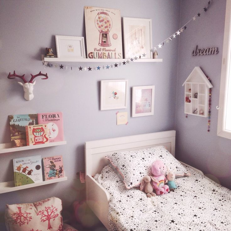 Best 25 girls bedroom purple ideas on pinterest lavender girls bedrooms purple princess room - Purple room for girls ...